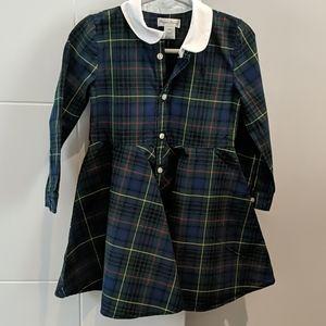 Ralph Lauren plaid dress